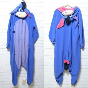 Disney Parks China Resort Eeyore Onesie Costume XL